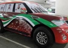 ما هي ضوابط تزيين السيارات في اليوم الوطني الإماراتي؟