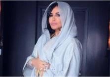 الفنانة الإماراتية أحلام توجه رسالة إلى متابعيها خلال زيارتها للكعبة المشرفة (فيديو)