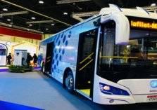 شركة أبوظبي لطاقة المستقبل تعلن عن تسيير أول حافلة ركاب كهربائية في المنطقة (صور)