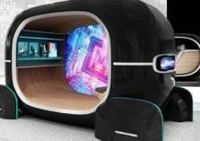 تقنية جديدة من كيا تساهم في تشكيل المقصورة الداخلية للسيارة تبعا للحالة المزاجية (صور)