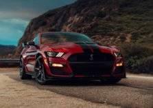 فورد تزيح الستار عن أقوى سياراتها بمعرض ديترويت الدولي (صور)
