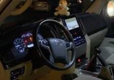 الإطاحة بقائد مركبة بعد ما فعله على طريق بالقريات (صور)