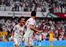 بالصور.. الإمارات تضرب موعدًا في نصف نهائي كأس آسيا