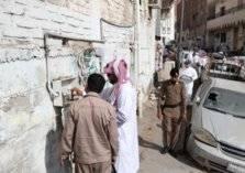 السعودية تفصل الخدمات عن 100 عقار تمهيداً لإزالتها