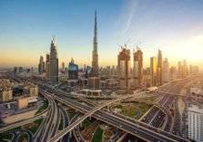 كم عدد الشركات الخليجية العاملة في دبي؟