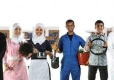 السعودية: ارتفاع متوسط رواتب العمالة المنزلية لـ 2.3%