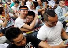 في تايوان.. زواج المثليين مشروعاً بأمر القانون