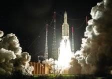 صاروخ يوفر الانترنت من الفضاء لملايين من الناس