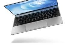 جديد هواوي MateBook 13 بتصميم فائق النحافة
