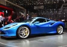 فيراري تزيح الستار عن F8 Tributo الجديدة بمعرض جنيف (صور)
