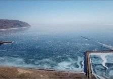 الصينيون يبتلعون بحيرة تعود لملايين السنين