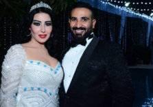 بالصور.. أول تعليق من سمية الخشاب بعد طلاقها المفاجئ من أحمد سعد