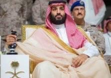 بالفيديو والصور.. ولي العهد السعودي يدشن أول طائرة نفاثة محلية الصنع