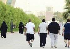70% من سكان السعودية بدناء