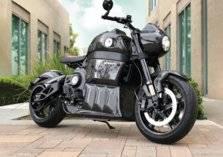 ليتو موتوروسايكلز تكشف عن الجيل الثاني من دراجتها الكهربائية Sora (صور)