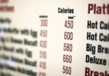 إلزام مطاعم دبي ببيان السعرات الحرارية على قائمة الطعام
