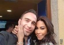 حسام حبيب يبكي بسبب ما قالته زوجته شيرين عبدالوهاب عنه في برنامج (فيديو)