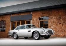 عرض سيارة جيمس بوند للبيع مقابل سعر خيالي (صور)