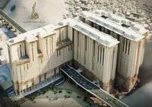 السعودية تعزز السياحة الدينية بأكبر فنادق فوكو بالعالم