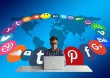 من هي أكثر الشعوب التي تمضي أطول وقت على مواقع التواصل؟