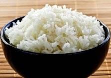 كيفية تناول الأرز الأبيض مع الحفاظ على وزنك!
