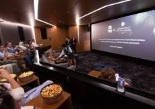 شاهد بالصور: أول سينما فندقية بدبي