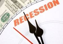 25% من المؤشرات تتوقع ركود الأقتصاد الامريكي