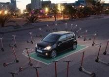 سيات تكشف عن سيارتها Mii electric الكهربائية بمعرض فرانكفورت (صور)