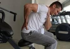 كيف تحمي نفسك من حدوث انزلاق غضروفي أثناء ممارسة الرياضة؟ (فيديو)