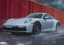 بورشه تزيح الستار عن الموديل Carrera4 الجديد من أيقونتها 911 الرياضية وتكشف عن سعرها (صور)