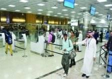 مطارات السعودية توفر آلاف الوظائف الشاغرة للمواطنين