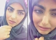 هل خضعت سارة الودعاني لعملية تجميل شوهت وجهها؟ (فيديو)