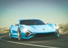 لامبورجيني تكشف عن سيارة جديدة تعتمد على نظام الدفع الكهربائي الخالص