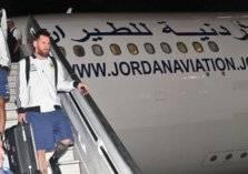 ميسي في الأردن لأول مرة!