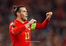 بالصور ..  بيل يسخر من ريال مدريد!