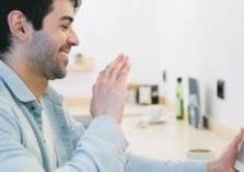 ابتكار تفاعلي... يمكنك من لمس الشخص الذي تكلمه عبر الشات (فيديو)