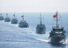 حدود تركيا الجديدة تصل لنصف مياه شرق المتوسط