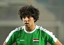 نجم العراق يدخل أجندة النصر السعودي