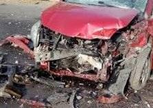 بالصور .. حادث سير مروع ينهي حياة 3 شباب!