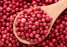 الفلفل الوردي .. يدخل في تركيب عطور خريفية مميزة!