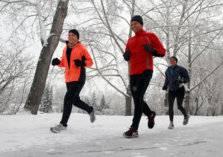 احذر من ممارسة الجري في البرد القارص