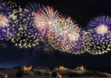 الإمارات ستحطم الأرقام القياسية في الألعاب النارية!