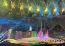هكذا احتفلت الرياض بختام موسم فعالياتها (فيديو)