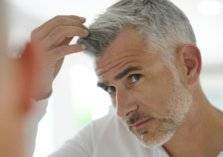 بدون صبغات.. وصفات منزلية تخلصك من الشعر الأبيض