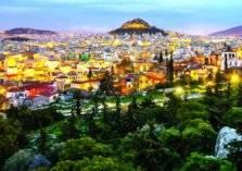 لقضاء شتاء رائع توجه إلى أثينا