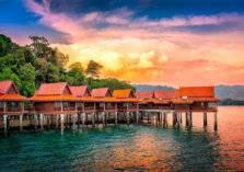 جزيرة لنكاوي من أجمل الأماكن السياحية!