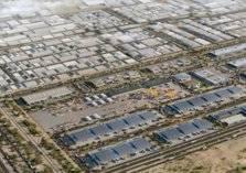السعودية تستعد لبناء أكبر منطقة لوجستية في البلاد