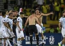 تأهل منتخب الأرجنتين إلى أولمبياد 2020