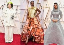 أزياء بشعة على السجادة الحمراء في أوسكار 2020