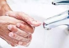 تعلم كيف تطهر يديك من الفيروسات